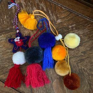 Accessories - Pom Bundle